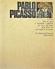 Pablo Picasso - I Maestri del Novecento Sansoni Editore Firenze 1977