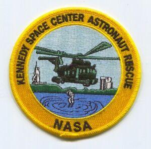 Kennedy Space Center Astronaut Rescue NASA Fire EMS Patch Florida FL