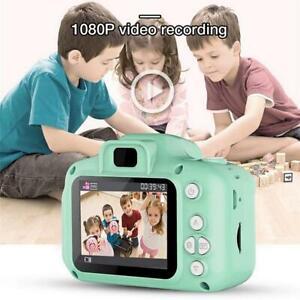Kids Digital Selfie Camera Portable HD Mini Camcorder for Kids Picture Video