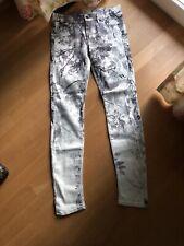 MOTHER Sttetch Jeans Grau Camouflage 29 Top Qualität 38 Wie Neu