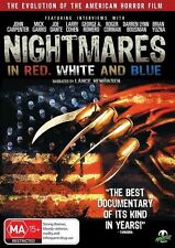 Nightmares In Red, White And Blue (DVD, 2011)