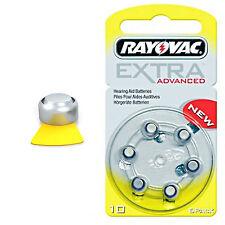 Rayovac Batterien Typ 10 Pr70 Hörgeräte Batterie gelb