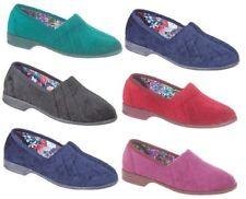 Zapatillas de andar por casa de mujer de goma