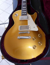 1957 Gibson Les Paul Goldtop Reissue 2009 aged LP r7 vos 79976