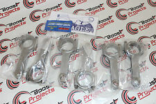 EAGLE BMW M52-54 S50 S52 E36-46 FORGED H-BEAM CONNECTING ROD SET GLOBAL SHIPPING
