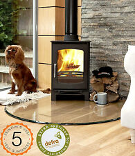 5kw Defra Approved Ecosy+ Purefire Curve Woodburning Multi-Fuel Stove Stoves
