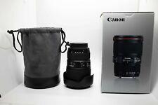 New listing [Mint]Canon Ef 16-35mm f/4L Is Usm Lens - Black