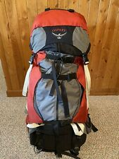 Osprey Crescent 70 Hiking Backpack Internal Frame Pack Size M