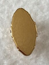 Vintage Stratton Lipstick Holder 1970s Vanity Cosmetic Mirror Travel Pocket Old
