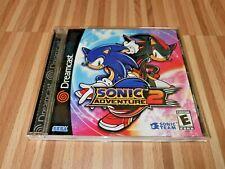 Sonic Adventure 2 (Sega Dreamcast, 2001) - US-NTSC - Komplett!