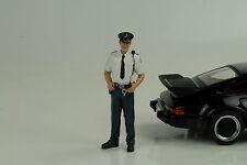 Police Polizei Netherland Figuren Figur figure figures 1:18 American Diorama