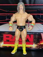 WWE THE ULTIMATE WARRIOR JAKKS WRESTLING FIGURE CLASSIC SUPERSTARS SERIES 7 WWF