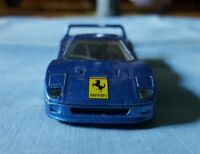 Matchbox 1-75 MB24 Ferrari F40, selling superfast lesney rare pre production