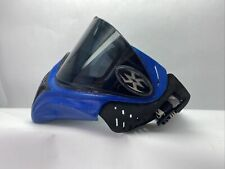 EMPIRE E-Vent Paintball MASK GOGGLE - Tinted Lens High Gloss Blue - 🔥