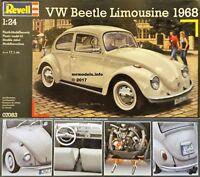 Revell 1/24 1/25 Motor Vehicle New Plastic Model Kit 1 24 25