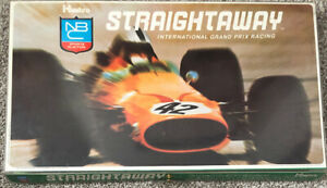 Straightaway International Grand Prix Racing NBC Sports Board Game