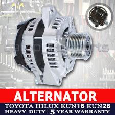KUN16R KUN26R KZN156 Alternator fit Toyota Hilux D4D 3.0L Turbo Diesel 1KD-FTV