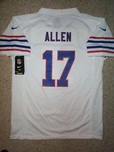 (2021-2022) NIKE Buffalo Bills JOSH ALLEN nfl Jersey YOUTH KIDS BOYS (xl)