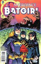 Convergence Batgirl #1 (NM)`15 Kwitney/ Leonardi