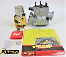 85-86 Honda atc250r atc 250r cylinder jug piston topend top end gaskets kit