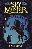 Spy Master: 1: First Blood by Vogler, Sara, Burchett, Jan, NEW Book, FREE & Fast