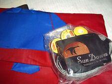 Vintage Sewing Kit SUN DOWN VERSATILE VEST Ripstop Nylon Kit Child's size 8-10