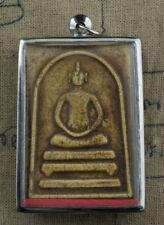 Amulett Phra Somdej Buddha Thaï-talisman Buddhistisches mit Mantra 837