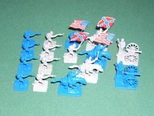 Avalon Hill Battle Cry ACW Game Board Figures 1/72