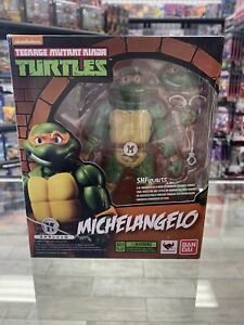 Teenage Mutant Ninja Turtles S.H. Figuarts Michelangelo Action Figure
