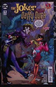 Joker Daffy Duck Special #1 2018 DC Comics Batman Bugs Bunny Looney Tunes