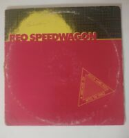 REO SPEEDWAGON A Decade Of Rock And Roll 2xLP 1980 Epic KE2 36444 W/Book VG+ /G+