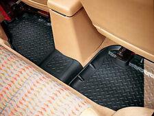 Fußmatten Jeep® Wrangler JK Husky schwarz 4-T / BJ 11-13 hinten