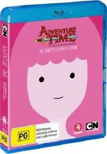 PRE ORDER - ADVENTURE TIME : SEASON 7  -  BLU RAY - Sealed Region B for UK