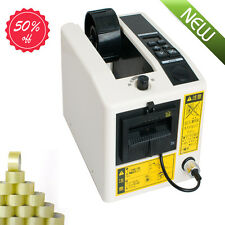 USA SHIP Automatic Tape Dispensers Adhesive Tape Cutter Packaging Machine New
