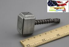1/6 scale Thor metal hammer Captain American for HOT TOYS PHICEN Ganghood ❶USA❶