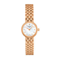 New Tissot Lovely Rose Gold PVD Quartz Trend Dress Women's Watch T0580093311100