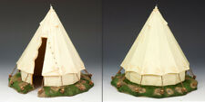 KING AND COUNTRY Military Bell Tent SP048