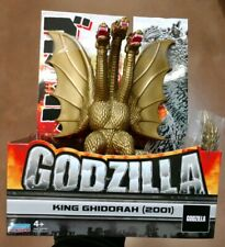 King GHIDORAH Godzilla 3-Head Dragon Monster Playmates Kaiju Action Figure 2019