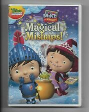 MIKE THE KNIGHT MAGICAL MISHAPS! DVD NEW