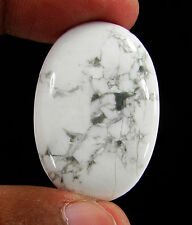 44.40 Ct Natural Howlite Loose Gemstone Beautiful Cabochon Stone - 16556