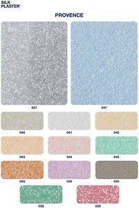 Silk Plaster UK Ltd  liquid Wallpaper PROVENCE COLORS