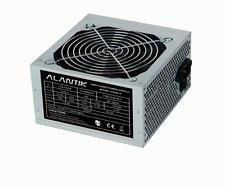 ALIMENTATORE SILENZIOSO PER PC DESKTOP 500W ATX VENTOLA 12CM TASTO ON/OFF PS501A