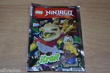 New Lego Ninjago Masters Of Spinjitzu Krait The Anacondrai Warrior Mini Figure