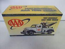 First Gear 1937 Chevrolet AAA Tow Truck 1:30