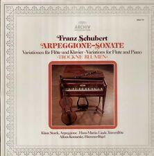 Schubert - Arpeggione Sonate, Archiv LP, Klaus Storck, Linde, Kontarsky ED 1