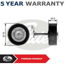 Gates V-Ribbed Belt Tensioner Pulley For Ford Volvo T36204
