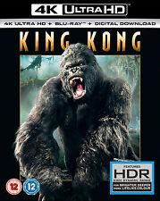 King Kong (4K Ultra HD + Blu-ray + Digital Download) [UHD]