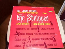 Si Zentner And His Orchestra Play The Stripper & Other Big Band Hits-Lp-Liberty