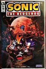 SONIC The HEDGEHOG Comic Book IDW #18 Cover B June 2019 Bagged & Boarded MINT