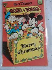Walt Disney's Mickey And Donald 1. March 1998 Gladstone Comics